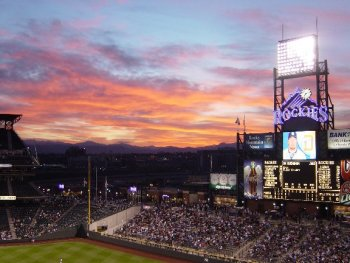 10 Years of Coors Field