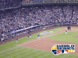 The World Series Comes to Colorado