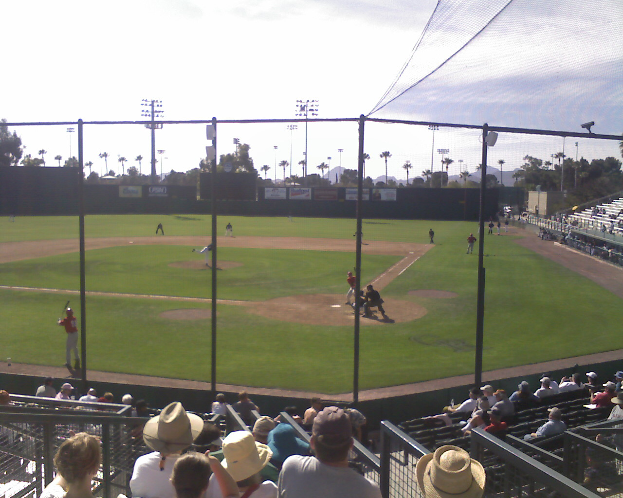 Farewell From Spring Training