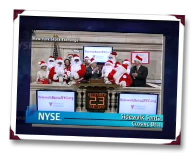 Heather Rings the Closing Bell on the NYSE