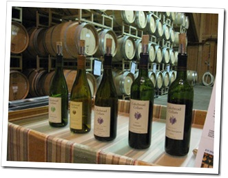 Tasting at Cakebread Cellars
