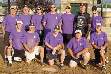 Holy Shephed Men's Softball 2007