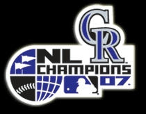 Colorado Rockies - 2007 National League Champion