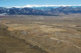 Rocky Flats National Wildlife Refuge Established