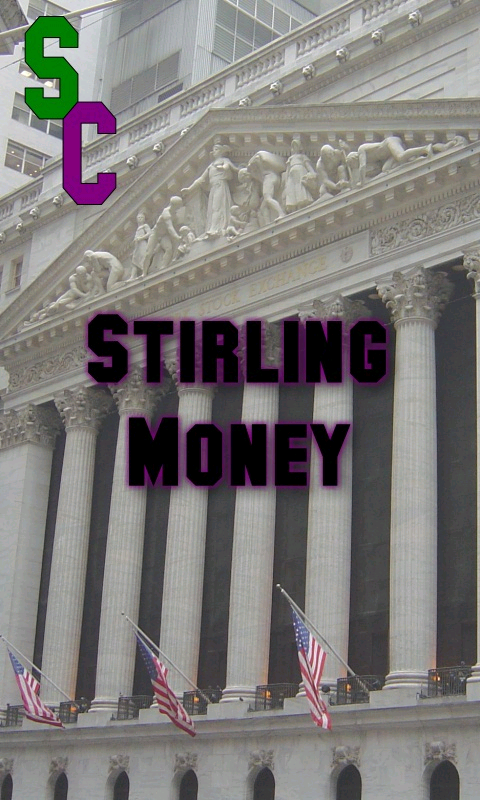 Stirling Money Screenshot - Splash Screen